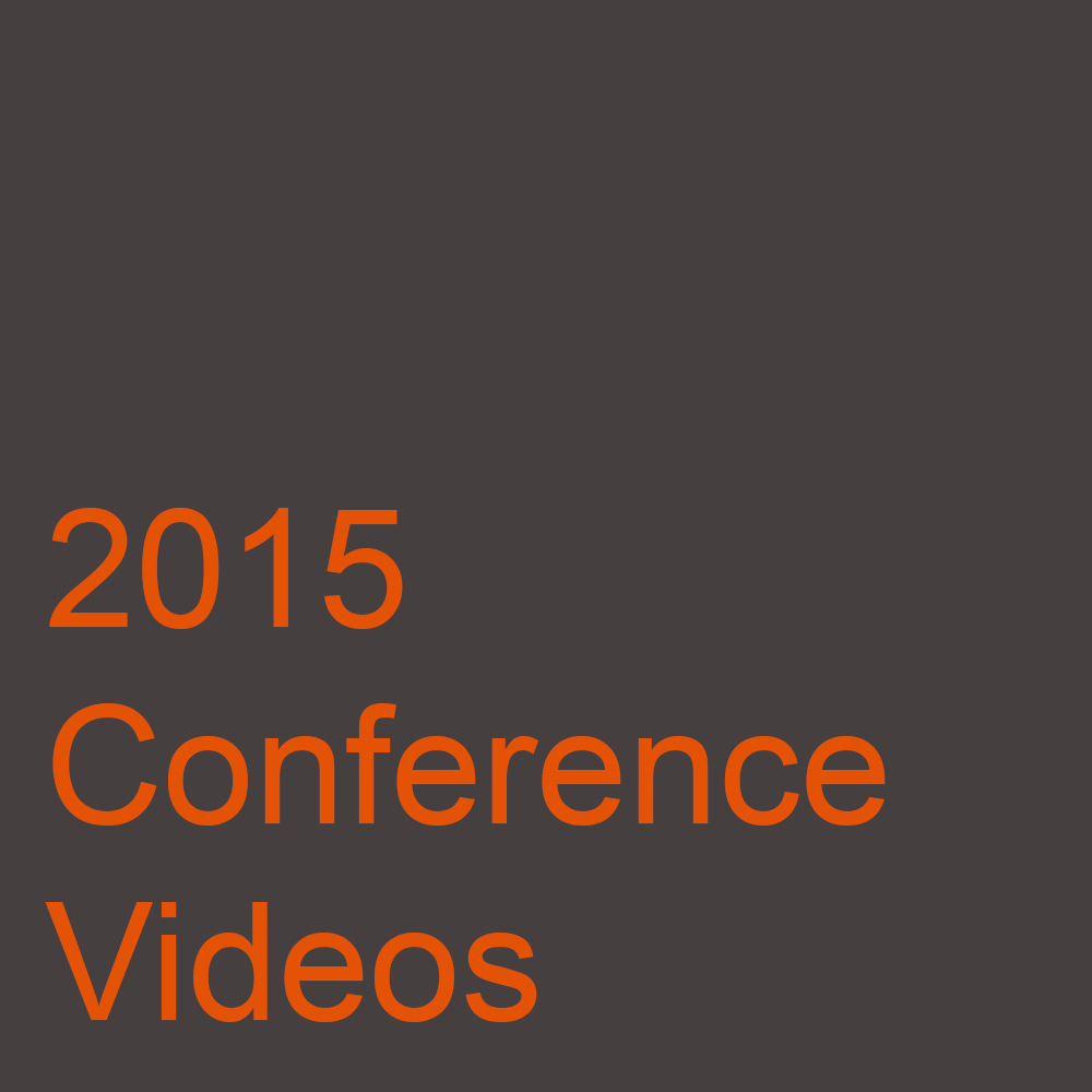 2015 Conference Videos