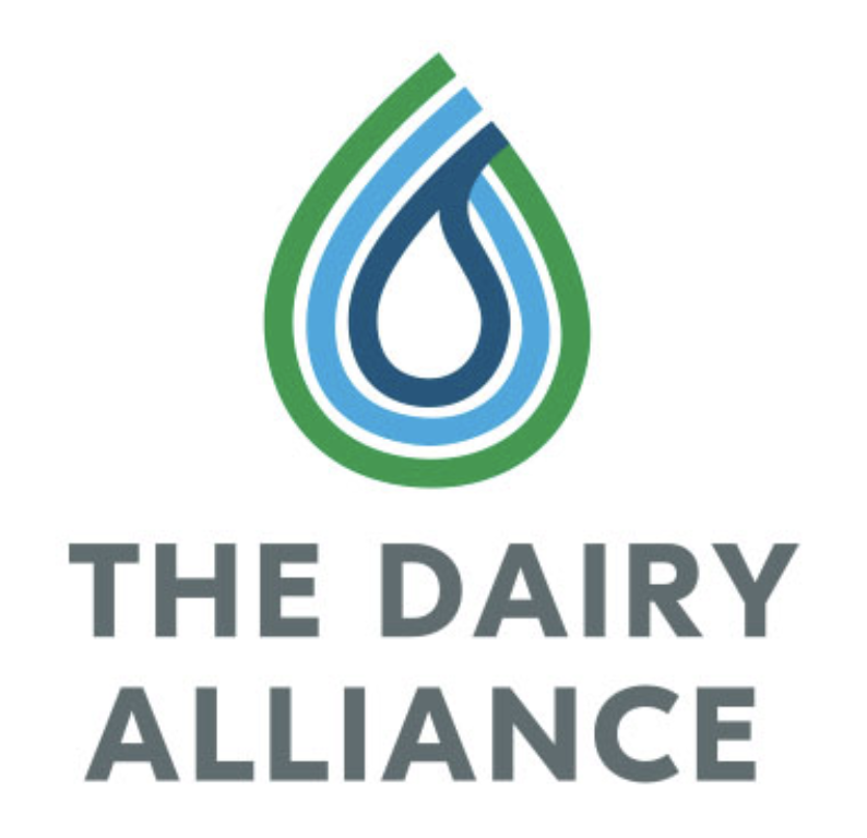 The Dairy Alliance Logo - Vertical